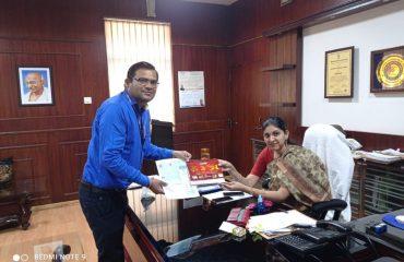 Mrs. Reena Babasaheb Kangale (IAS), The Chief Electoral Officer Chhattisgarh