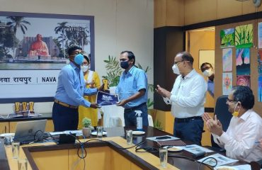 Certificate and Prize Distribution