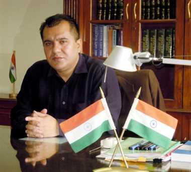 Sh. Shekhar Vidyarthi, IAS.