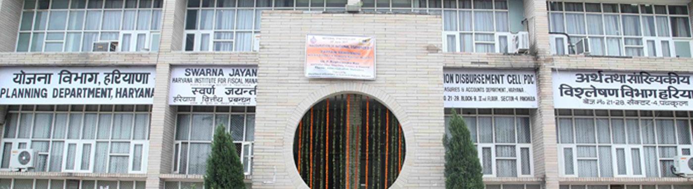 esa haryana dept banner