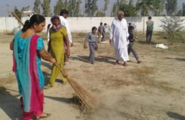 Swatchta Abhiyan in everyone