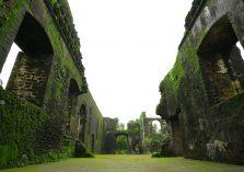 Dominican Monastery monsoon view;?>