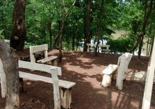 Satmalia Deer Sanctuary fencing;?>