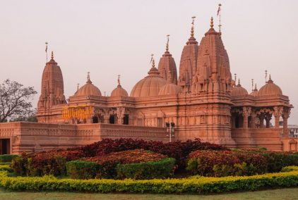 BAPS Swaminarayan Temple