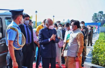 welcome of hon'ble president