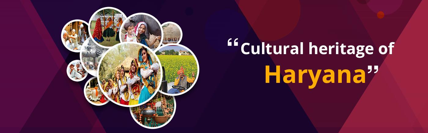 Vibrant Culture Haryana