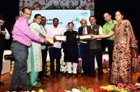 Award of appreciation for RYTHUBANDHU project