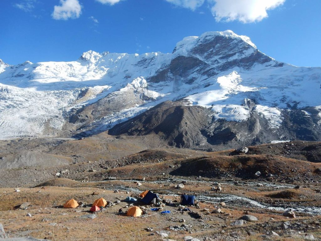 KUN Base Camp