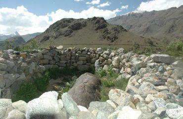 egendry BHIM stone of Bhimbat Drass