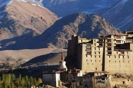 View of Leh Palace