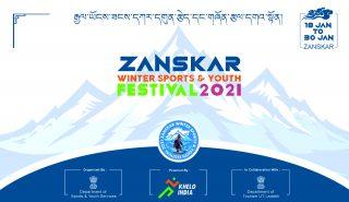 Zanskar Winter Sports-Banner