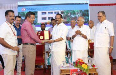 Inauguration of three ICT initiatives in KTWWFB