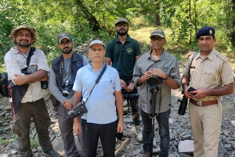 4. SURVEY TEAM-FOREST DEPT., HSBB, AND OTHER EXPERTS