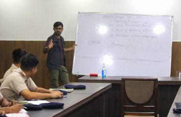 2 SESSION ON BIODIVERSITY AND BD-ACT-2002 BY SH. PRAKASH MEHTA, SCIENTIFIC OFFICER, HSBB
