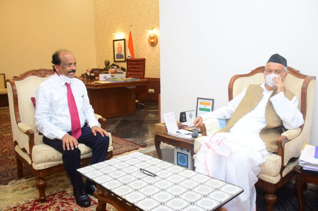 VC calls on Governor
