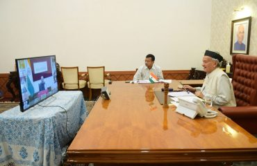 President, Vice President hold second interaction with Governors on COVID-19