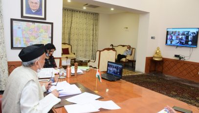 Governor presides over Annual Meeting of SCZCC