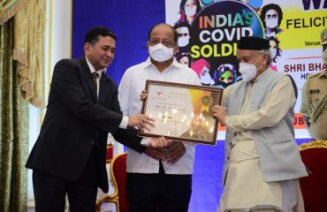 """""""India tackled Covid 19 pandemic better because of spirit and compassion"""": Governor"""