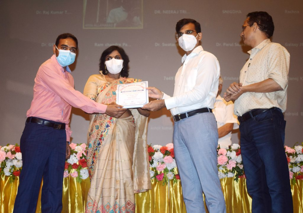 Doctor's Day Programme at Allahabad Medical Association