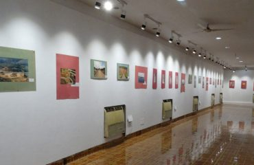 The A.K. Coomaraswamy Exhibition hall