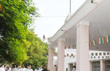 75th Independence Day Celebrations at the Office of Divisional Commissioner