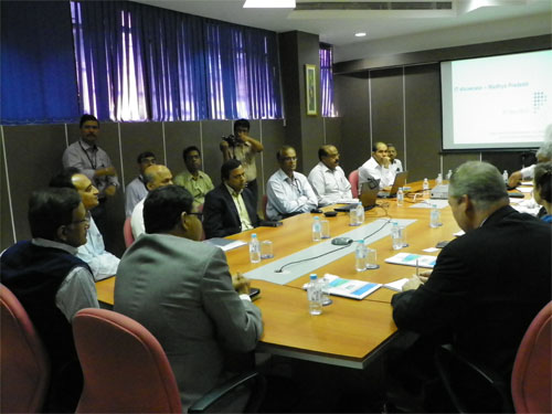 Visit of Delegation of World Bank Experts Governance