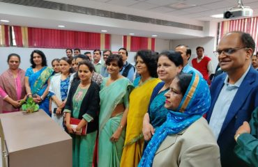 DG, NIC interacting with NICMP Staff