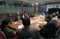Presentation by SIO MP and Meeting with DG, NIC