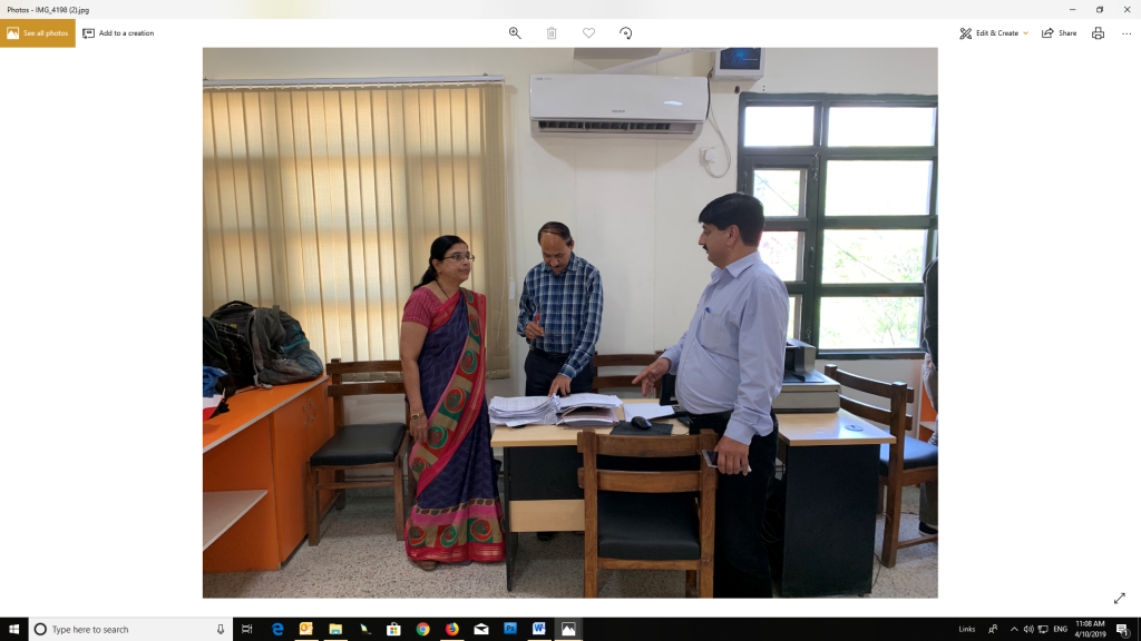 State Coordinator interating with DOP Solan