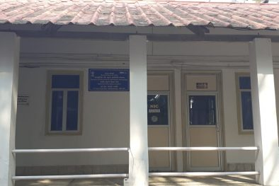 NIC Lakshadweep Center Kavaratti