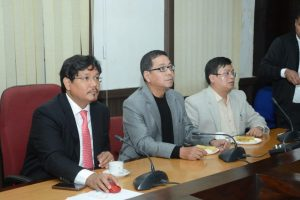 Launching of the Invest Meghalaya Portal