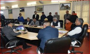 Hon'ble Chief Minister Uttarakhand Inaugurated e-Jeevan Pramaan Service for State Govt Pensioners at Dehradun